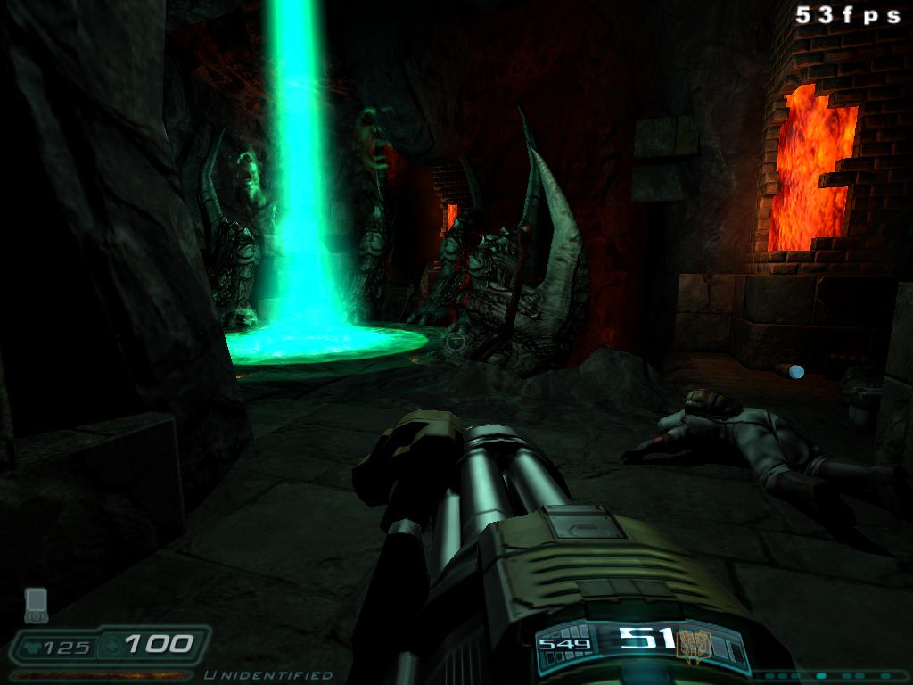 doom 3 3 - Game cũ mà hay: Doom 3