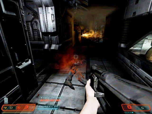doom 3 5 - Game cũ mà hay: Doom 3