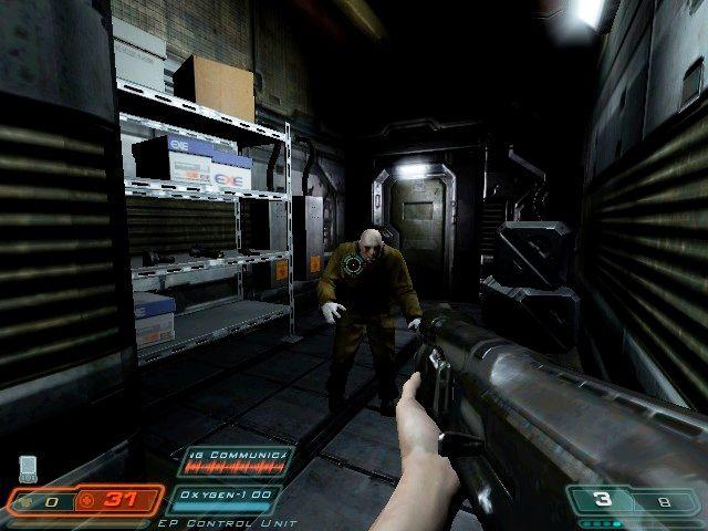 doom 3 6 - Game cũ mà hay: Doom 3