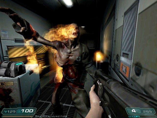 doom 3 8 - Game cũ mà hay: Doom 3