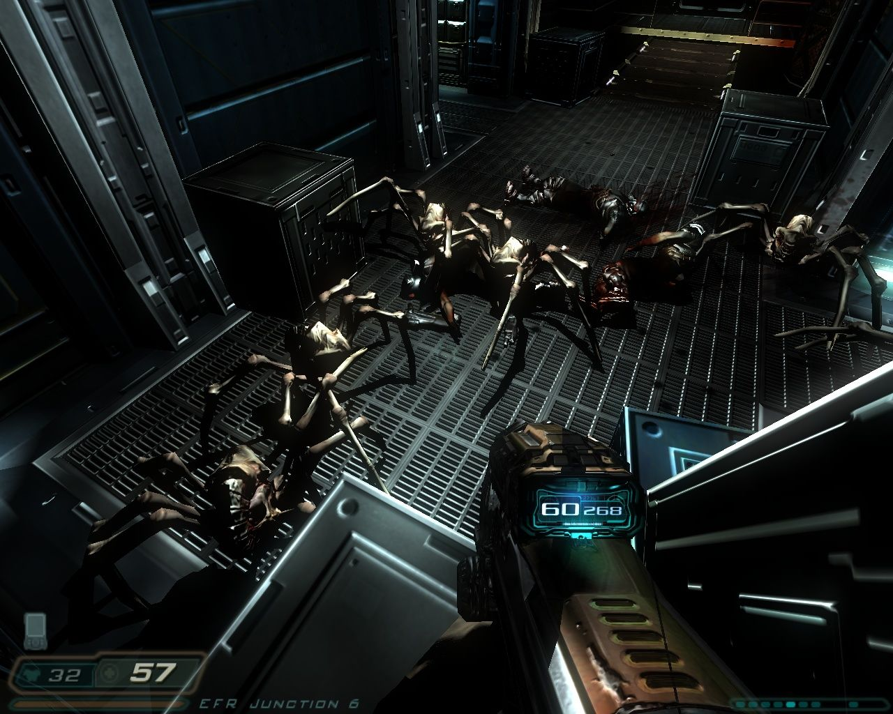 doom 3 9 - Game cũ mà hay: Doom 3