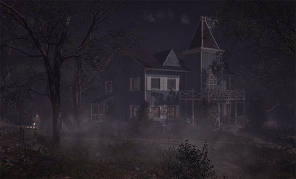 Friday the 13th: The Game screenshot