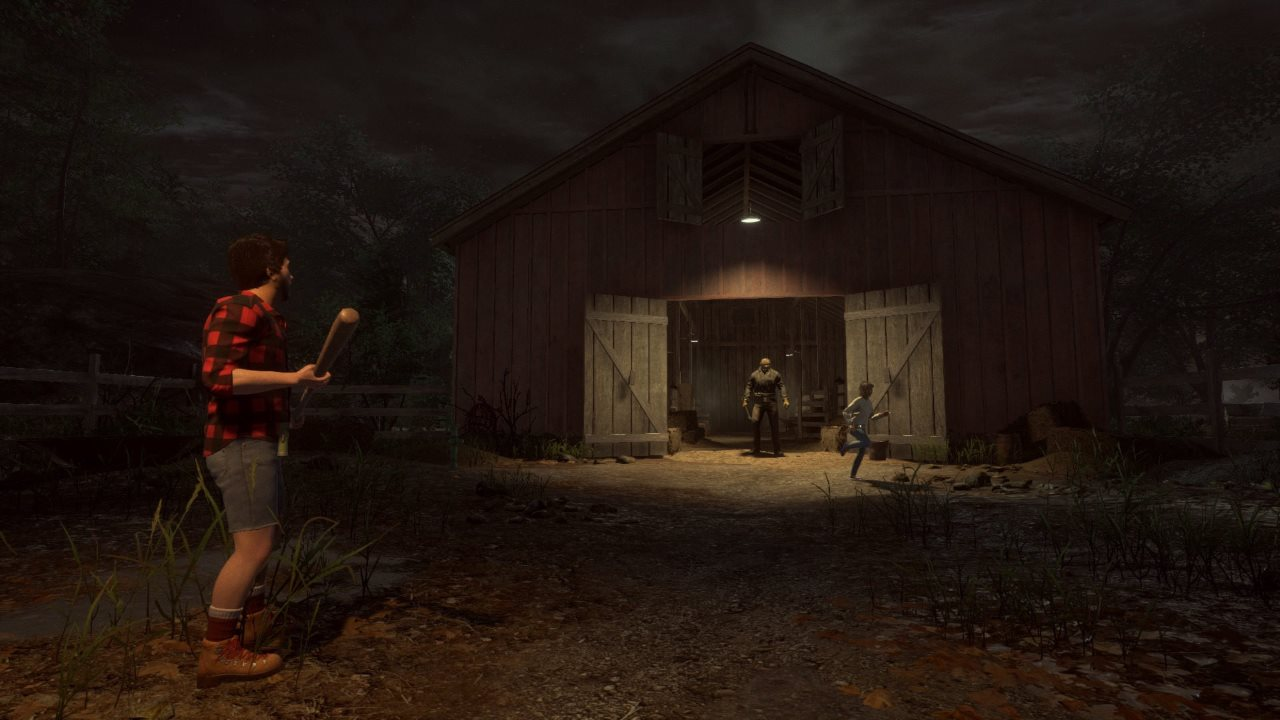 Kinh nghiệm chơi Friday the 13th: The Game