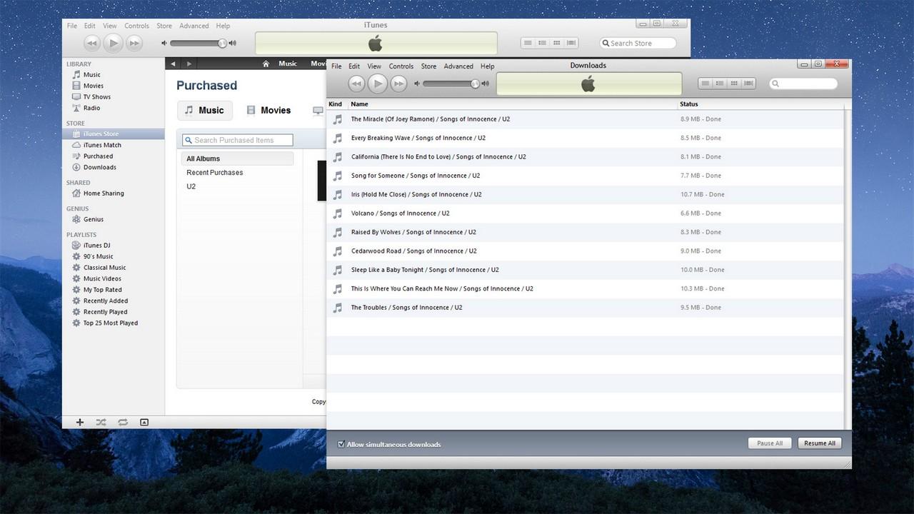 "itunes for windows featured - Tiện ích ""ốc tiêu"" khắc phục lỗi iTunes làm chậm máy, CPU cao"