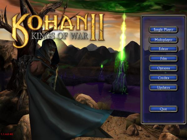 kohan 2 1 600x450 - Game cũ mà hay - Kohan II: Kings of War