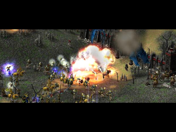 kohan 2 2 600x450 - Game cũ mà hay - Kohan II: Kings of War