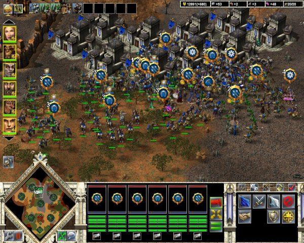 kohan 2 4 600x480 - Game cũ mà hay - Kohan II: Kings of War