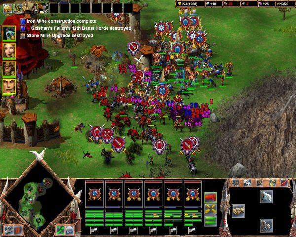 kohan 2 5 600x480 - Game cũ mà hay - Kohan II: Kings of War