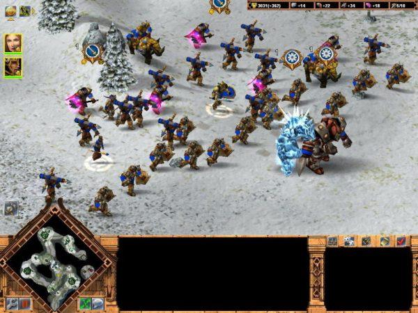 kohan 2 6 600x450 - Game cũ mà hay - Kohan II: Kings of War