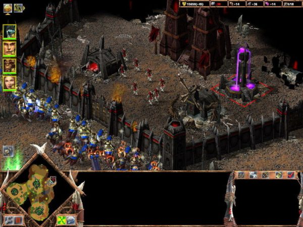 kohan 2 7 600x450 - Game cũ mà hay - Kohan II: Kings of War