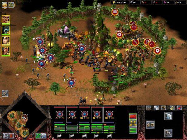 kohan 2 9 600x450 - Game cũ mà hay - Kohan II: Kings of War