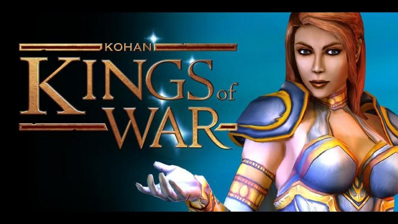 kohan 2 featured - Game cũ mà hay - Kohan II: Kings of War