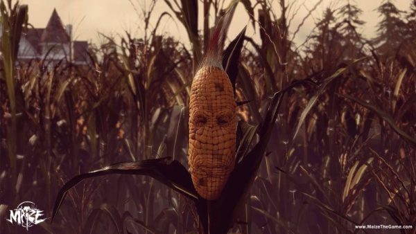 Maize screenshot