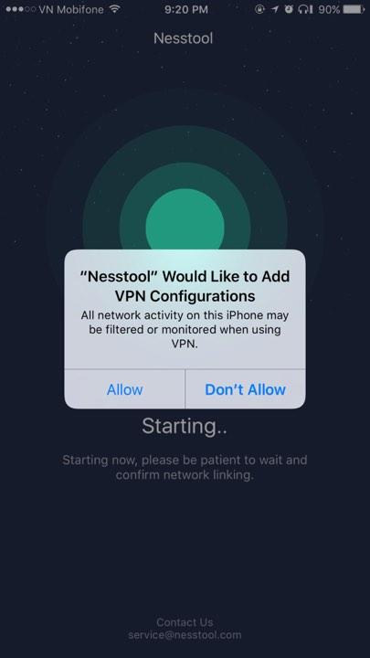 """nesstool 8 - Thêm một cách chống Apple thu hồi """"chứng chỉ"""""""