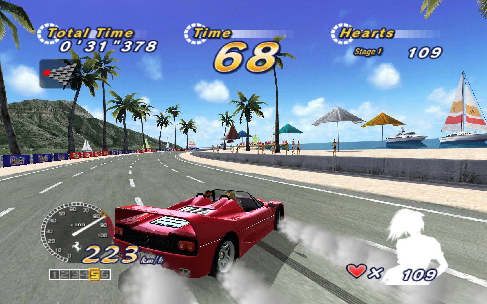 outrun 2006 3 - Game cũ mà hay: OutRun 2006 - Coast 2 Coast