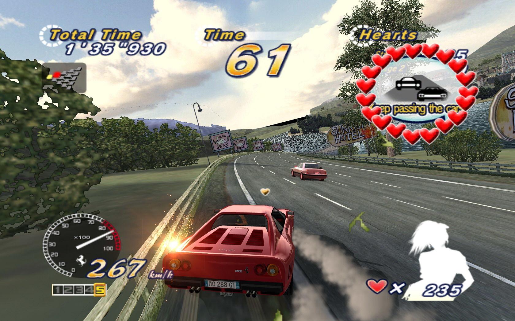 outrun 2006 6 - Game cũ mà hay: OutRun 2006 - Coast 2 Coast