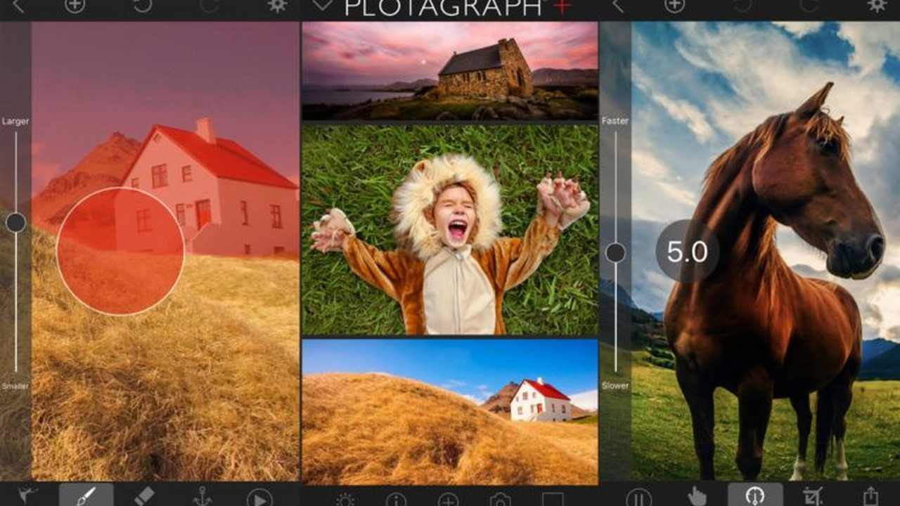 plotagraph featured - Đang miễn phí ứng dụng biến ảnh tĩnh thành ảnh động, giá gốc 4,99USD