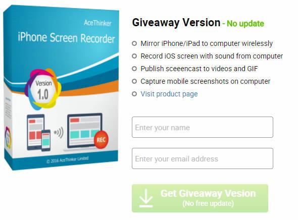 screen recorder 1 - Đang miễn phí ứng dụng quay màn hình iPhone trị giá 30USD