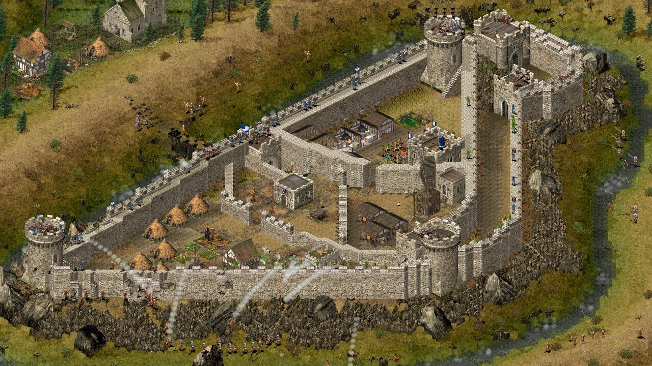 Stronghold HD game review