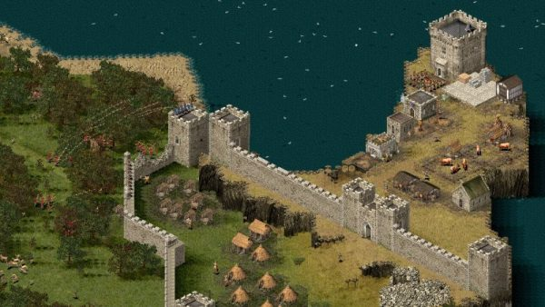 Stronghold HD screenshot