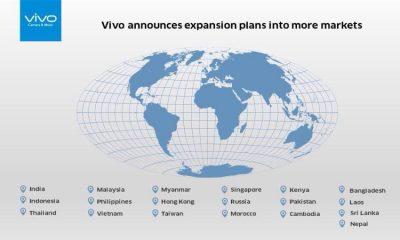 vivo 400x240 - Vivo công bố kế hoạch mở rộng thị trường trên toàn cầu
