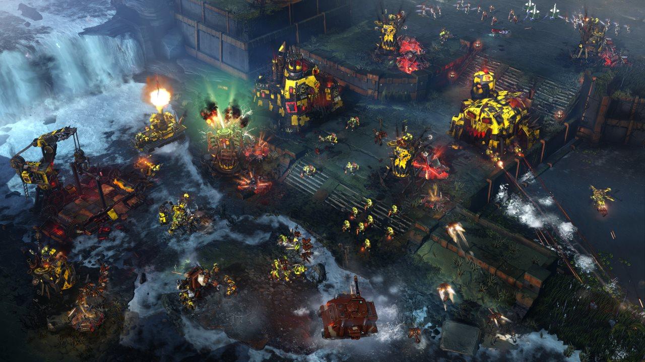 Kinh nghiệm chơi Warhammer 40000: Dawm of War III