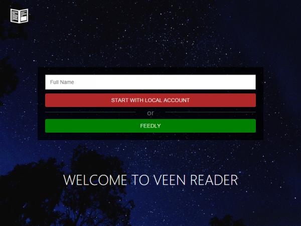 Veen Reader: Ứng dụng đọc tin RSS không quảng cáo trên Windows 10 1