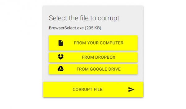 Sửa lỗi giải nén file RAR, ZIP trực tuyến miễn phí và cực nhanh