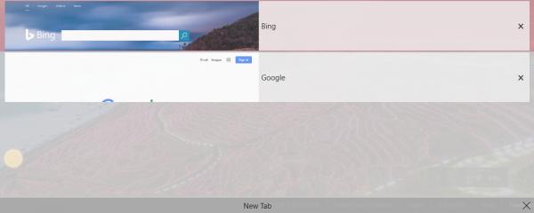 Shiye Browser: Trình duyệt điều khiển bằng cử chỉ trên Windows 10 2