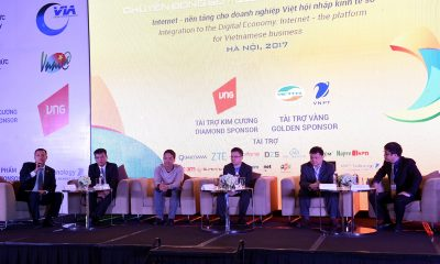 Toa dam Internet Nen tang cho DN Viet hoi nhap kinh te so tai Internet... 400x240 - Internet Day 2017: Nâng cao nhận thức về Tài nguyên số và Kinh tế số