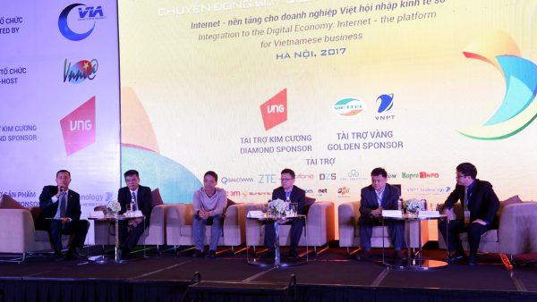 Toa dam Internet Nen tang cho DN Viet hoi nhap kinh te so tai Internet... 600x338 - Internet Day 2017: Nâng cao nhận thức về Tài nguyên số và Kinh tế số