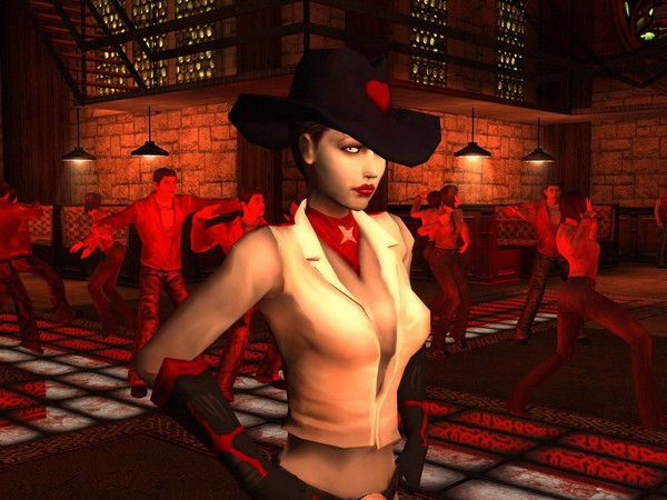 Vampire The Masquerade Bloodlines 2 - Game cũ 'mém' hay - Vampire: The Masquerade Bloodlines