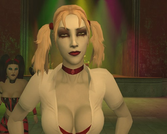 Vampire The Masquerade Bloodlines 3 - Game cũ 'mém' hay - Vampire: The Masquerade Bloodlines
