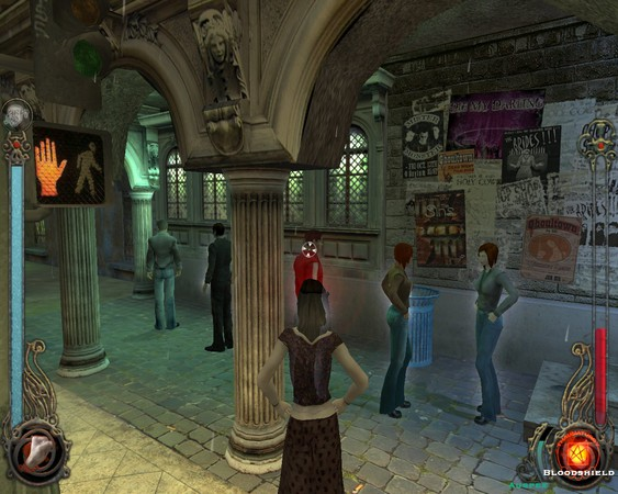 Vampire The Masquerade Bloodlines 6 - Game cũ 'mém' hay - Vampire: The Masquerade Bloodlines