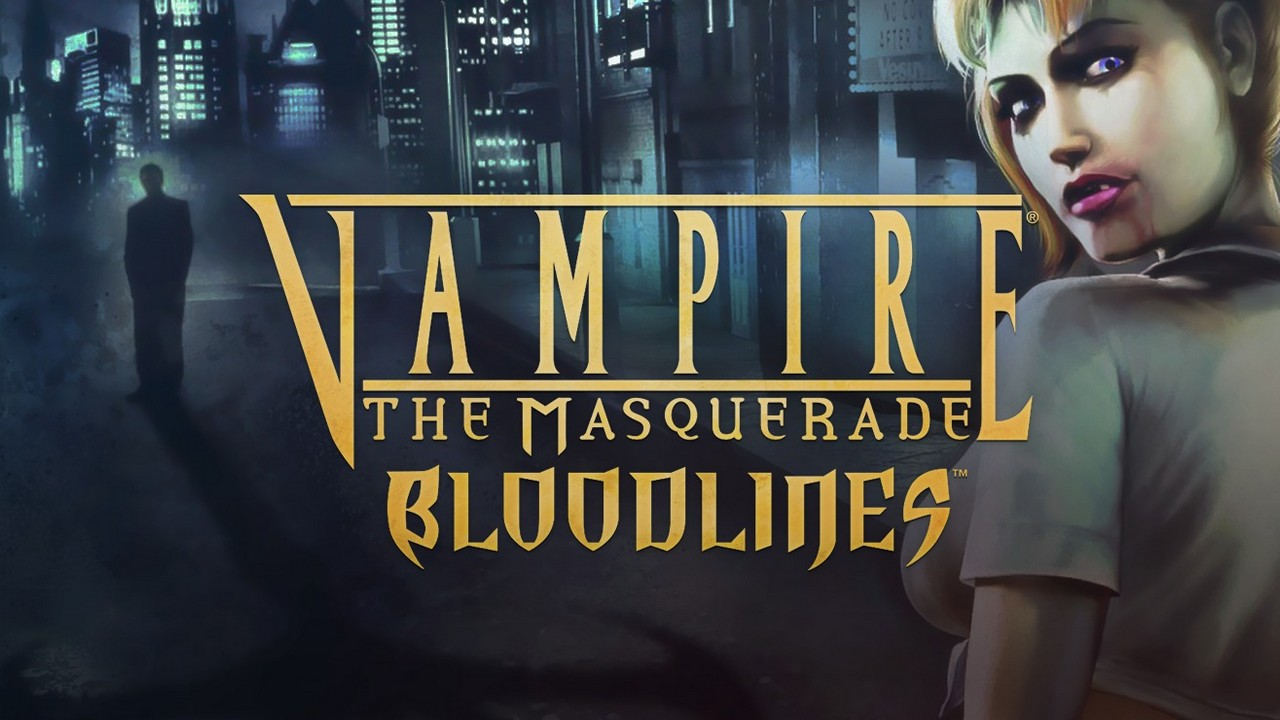 Vampire The Masquerade Bloodlines featured - Game cũ 'mém' hay - Vampire: The Masquerade Bloodlines