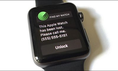apple watch lost mode featured 400x240 - Cách tìm Apple Watch bị mất với Find My iPhone