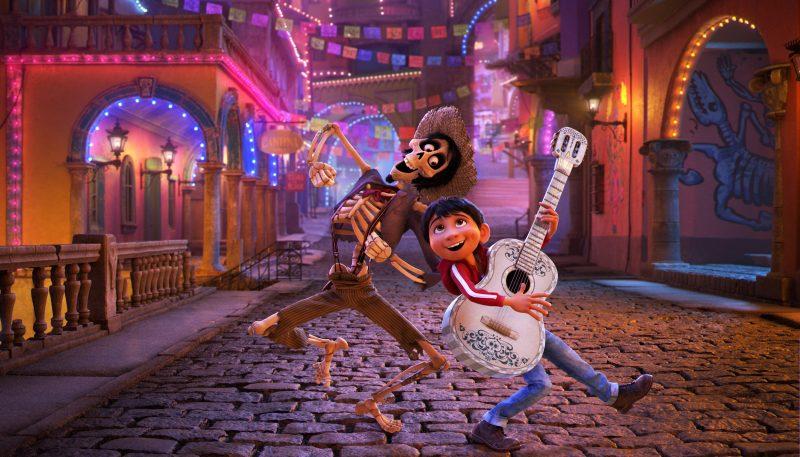 Đánh giá phim Coco - Vùng đất linh hồn 5