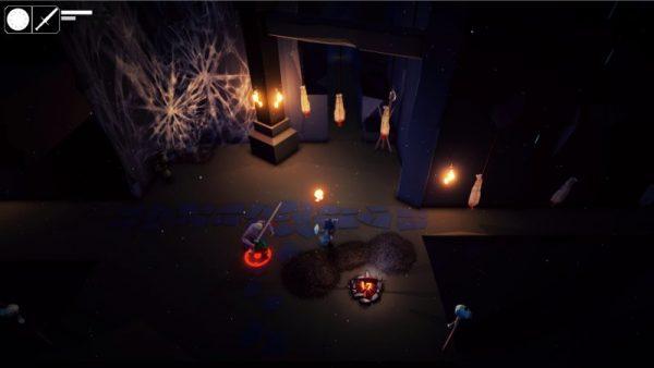 fall of light screenshot 2 600x338 - Đánh giá Fall of Light - viên ngọc thô chưa mài dũa đủ