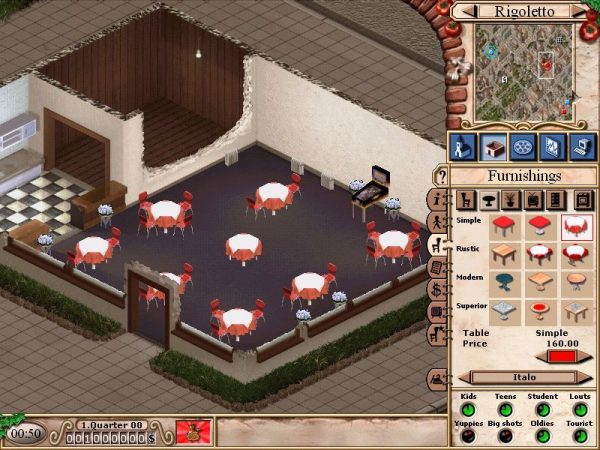 Game cũ mà hay: Fast Food Tycoon 2 4