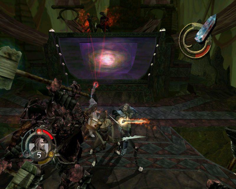 forgotten realms 1 800x640 - Game cũ mà hay - Forgotten Realms: Demon Stone