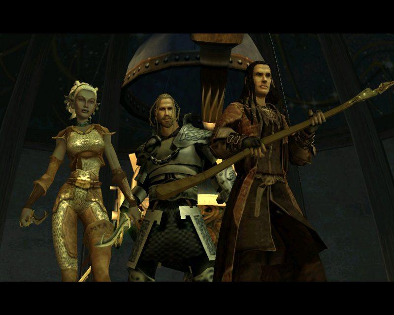 forgotten realms 2 800x640 - Game cũ mà hay - Forgotten Realms: Demon Stone