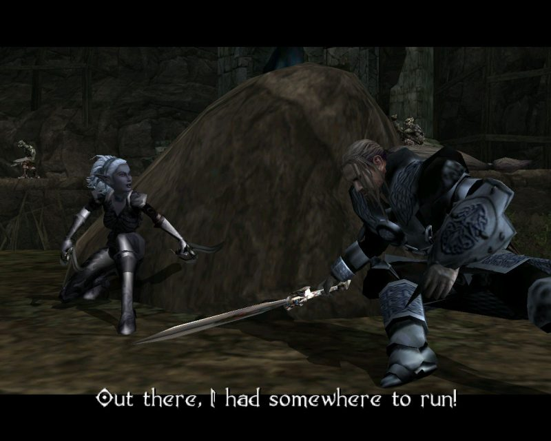 forgotten realms 4 800x640 - Game cũ mà hay - Forgotten Realms: Demon Stone