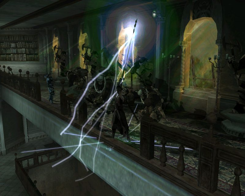 forgotten realms 5 800x640 - Game cũ mà hay - Forgotten Realms: Demon Stone