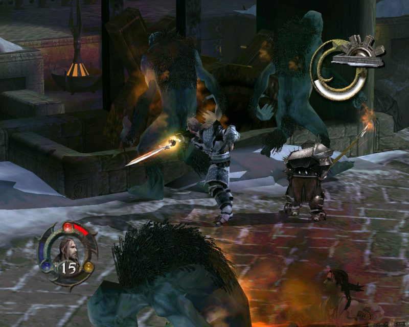 forgotten realms 7 800x640 - Game cũ mà hay - Forgotten Realms: Demon Stone