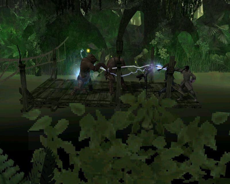 forgotten realms 9 800x640 - Game cũ mà hay - Forgotten Realms: Demon Stone