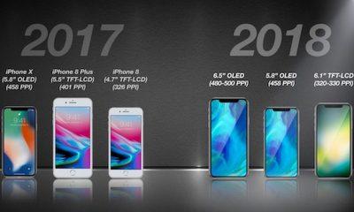 iphone x featured 2 400x240 - Năm sau Apple sẽ có hai mẫu iPhone X, một mẫu iPhone LCD