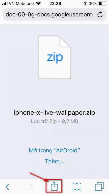 iphone x live wallpaper 2 450x800 - Cách đưa kho hình động độc quyền iPhone X lên điện thoại iPhone khác