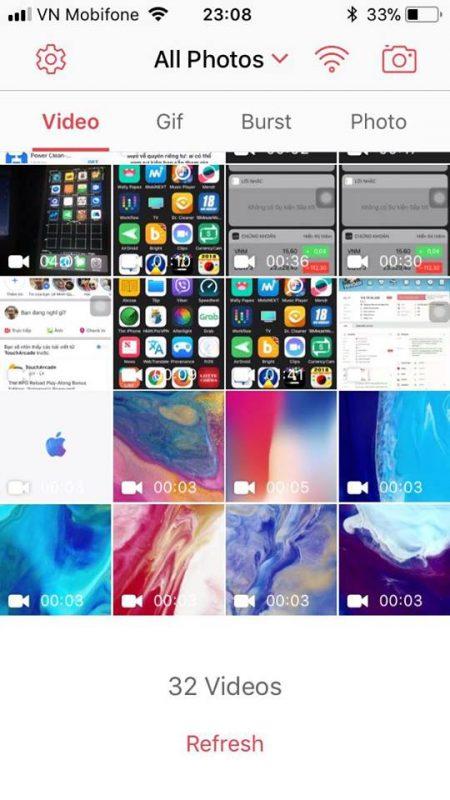 iphone x live wallpaper 7 450x800 - Cách đưa kho hình động độc quyền iPhone X lên điện thoại iPhone khác
