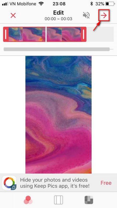iphone x live wallpaper 8 450x800 - Cách đưa kho hình động độc quyền iPhone X lên điện thoại iPhone khác