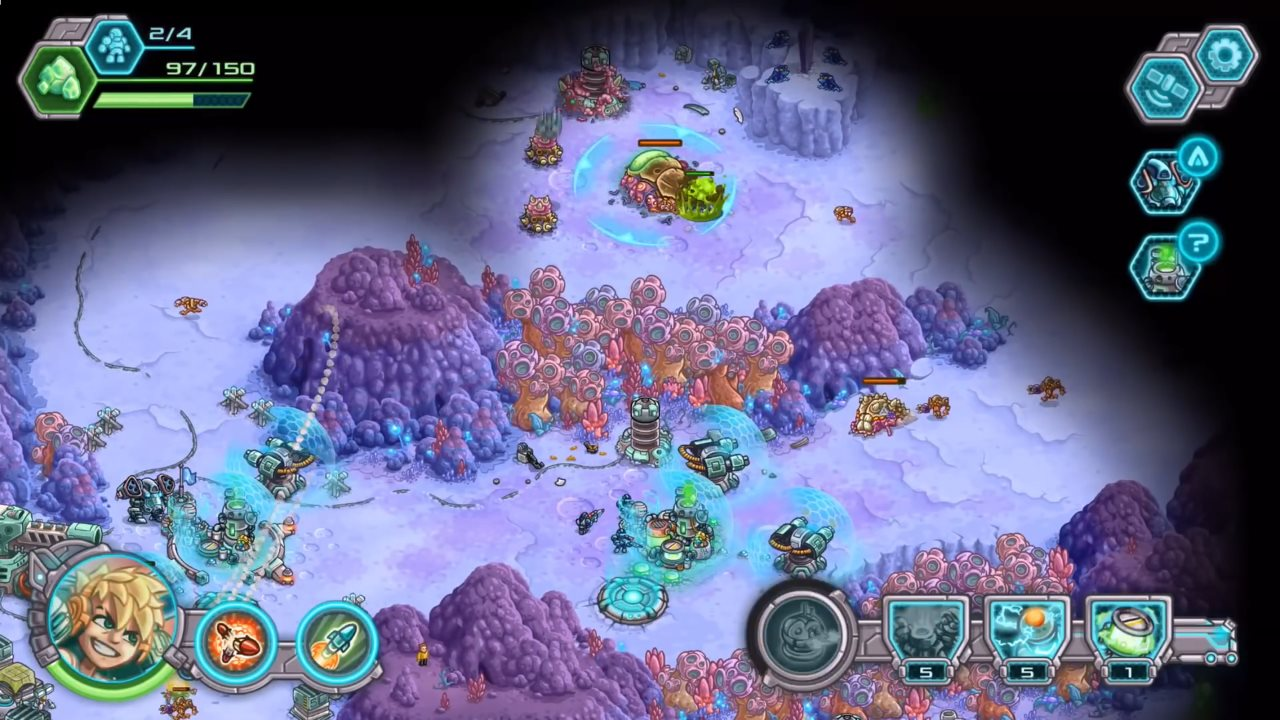 Iron Marines game review